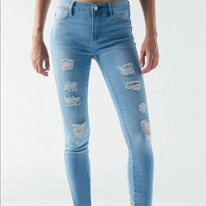 pacsun jeans size 24 brand new!